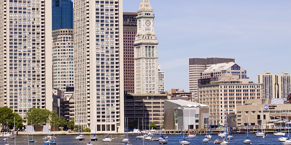 Harbor Towers Boston