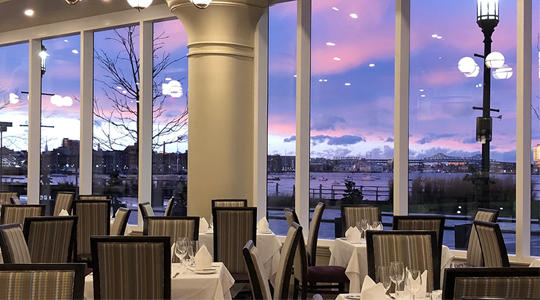 Davios Restaurant in 50 Liberty Seaport
