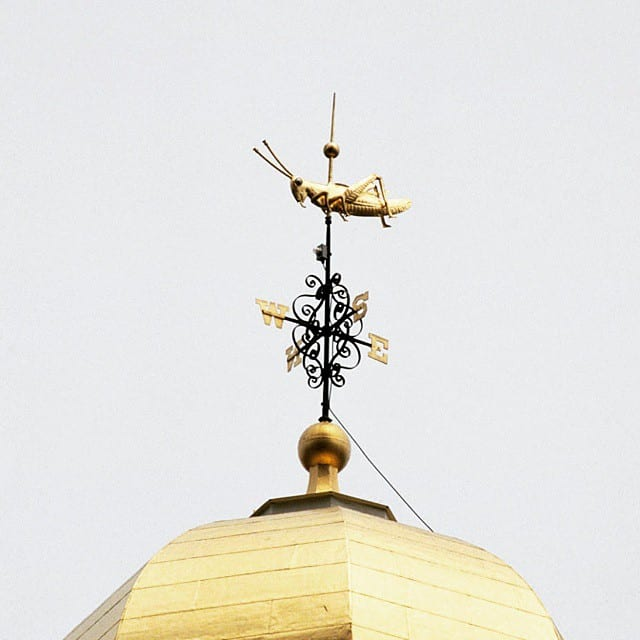 Faneuil Hall Weathervane