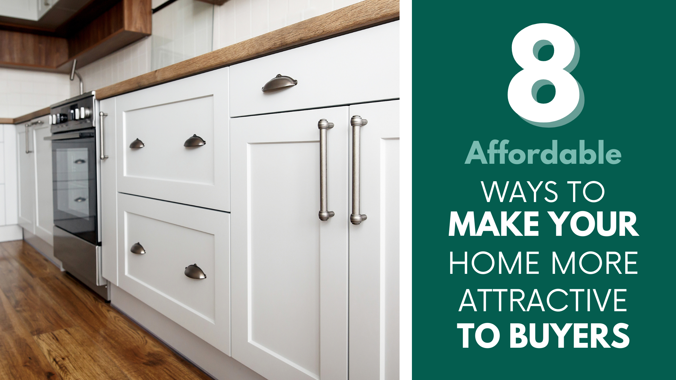 Real Estate Blog - Affordable Ways to Make Your Home More Attractive to Buyers