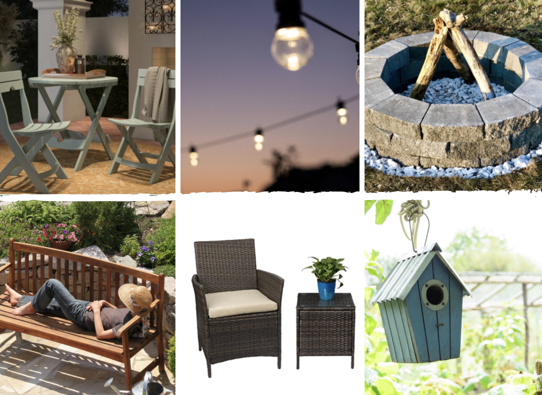 12 Ways to Upgrade Your Backyard on a Budget