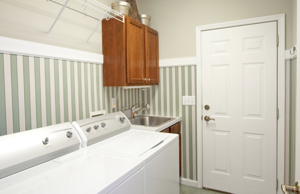 Laundry Room Shelving or Cabinet