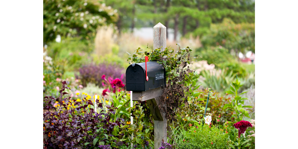 Mailbox garden outdoor decor upgrades to boost home's curb appeal