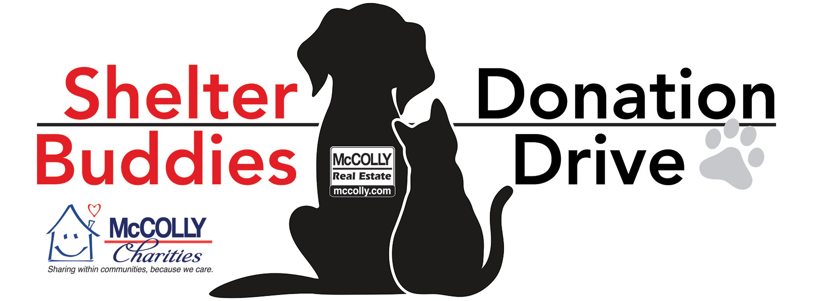 McColly Charities Shelter Buddies Donation Drive