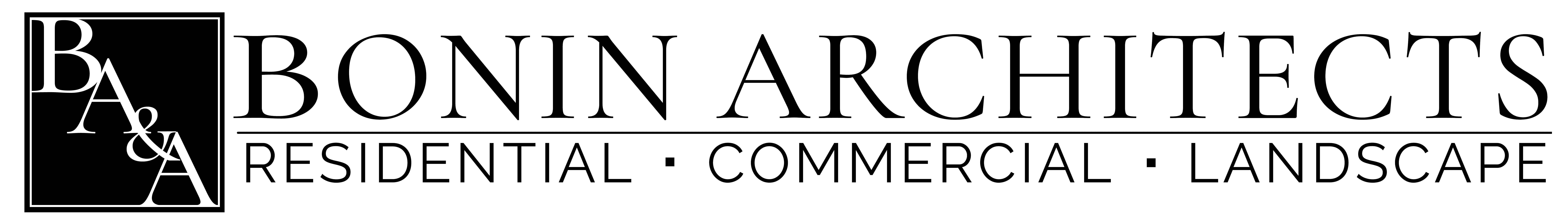 Bonin Architects Logo