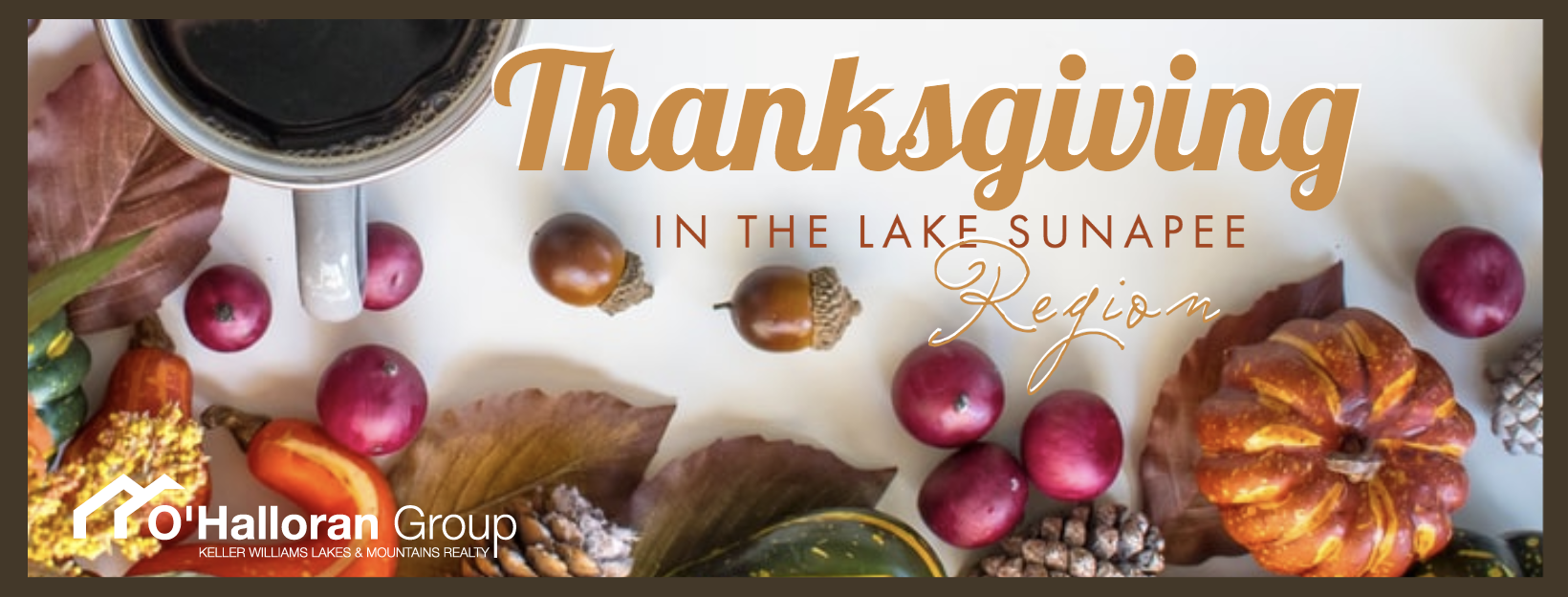Thanksgiving 2020 - Lake Sunapee Region