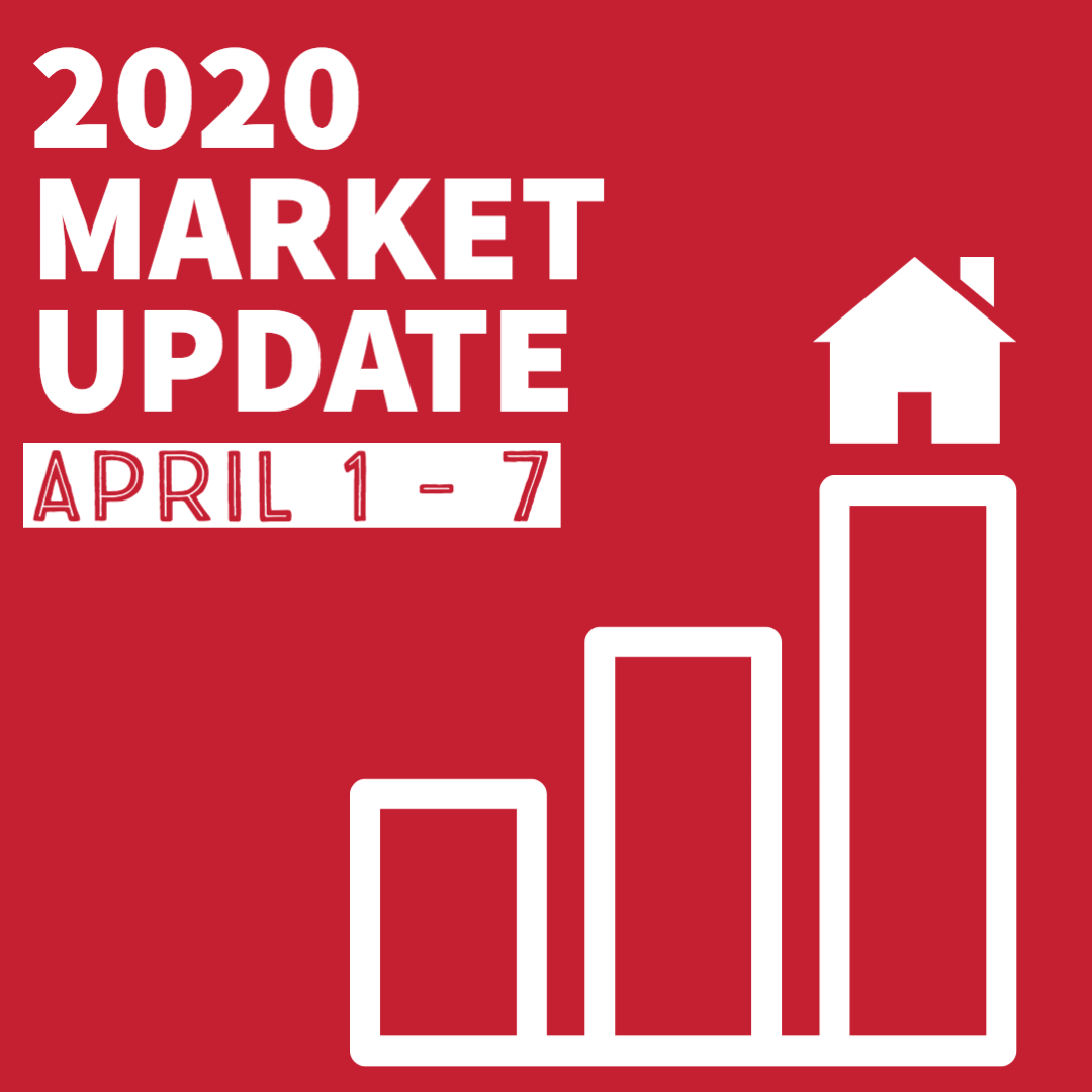 Homes Sold April 1 - 7, 2020