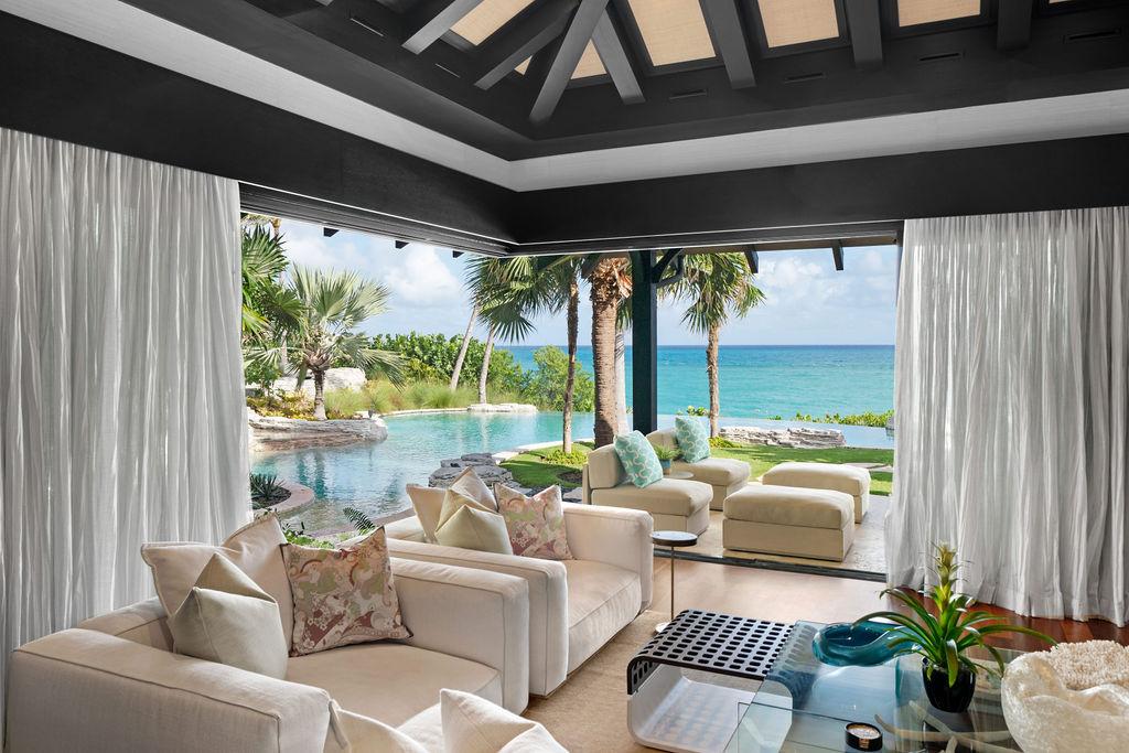 Indoor Outdoor Living Area