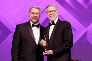 Larry Roberts, (R) & LeadingRE Chairman, Joe Horning