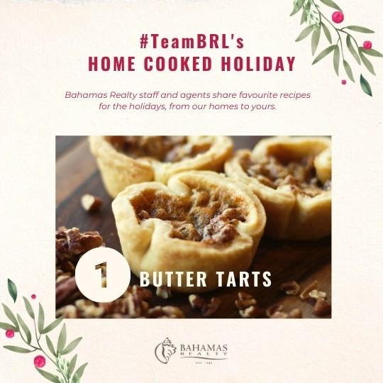 Butter Tarts | Bahamas Realty