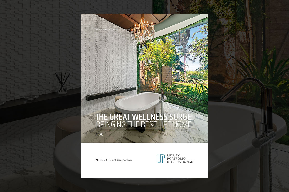The Great Wellness Surge: Bringing the Best Life Home