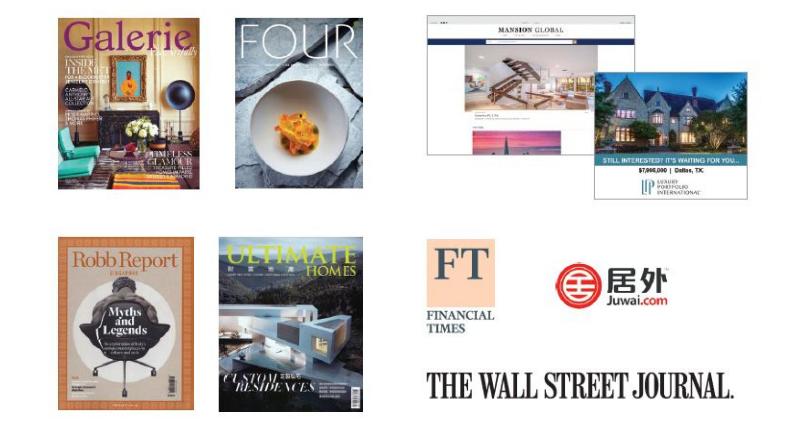 Luxury Portfolio Marketing
