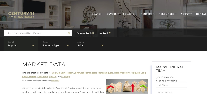 Real Estate Market Data | Long Island Market Data | Queens Market Data | Brooklyn Market Data