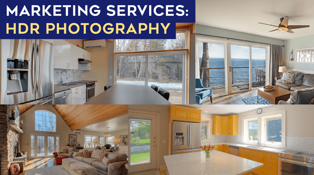 Real Estate HDR Interior Photography