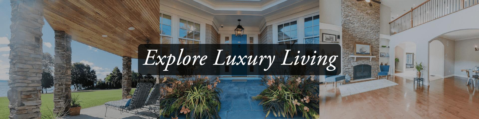 Explore Luxury Homes in Vermont