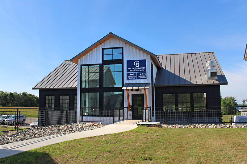 Coldwell Banker Islands Realty Exterior of Office