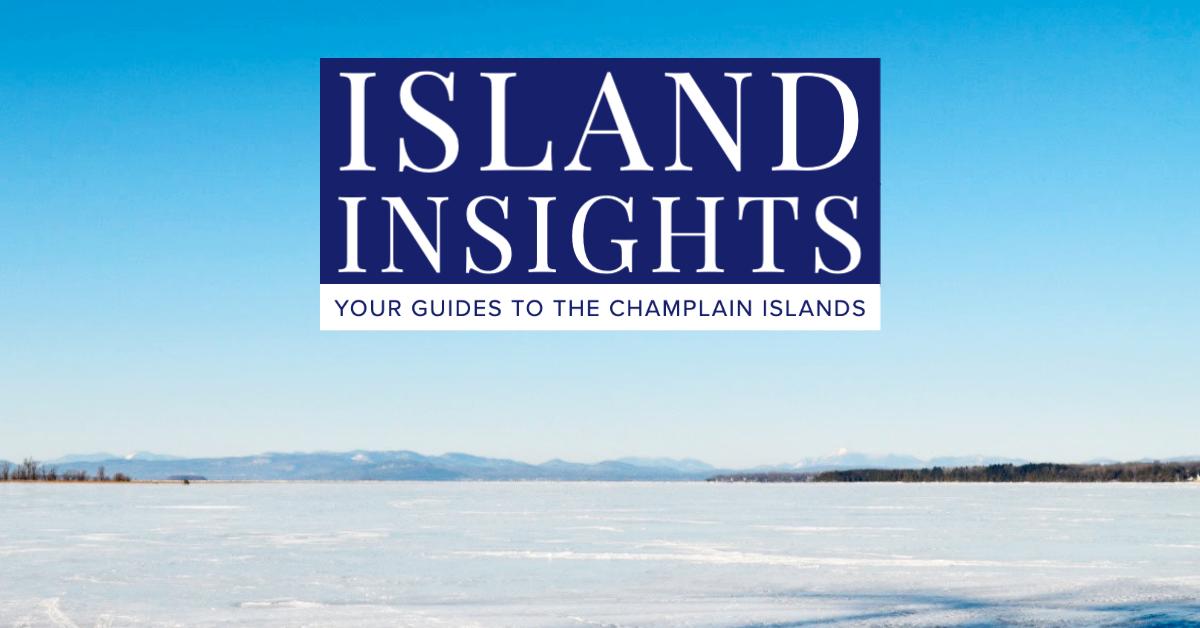 Island Insights Guides Champlain Islands' landscape lake champlain sandbar