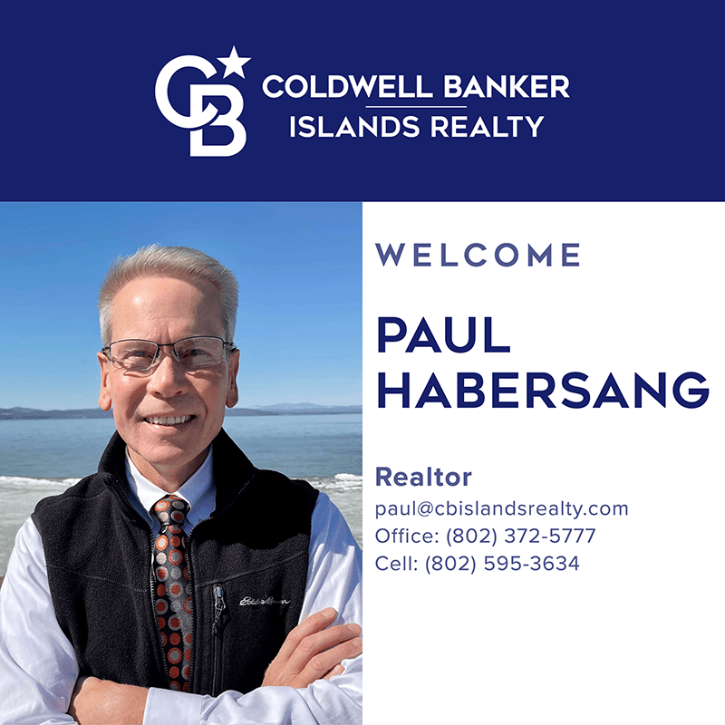 New Agent Welcome Graphic Paul Habersang