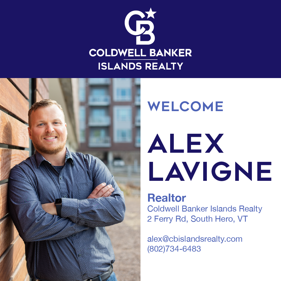 CBIR welcomes new agent Alex LaVigne