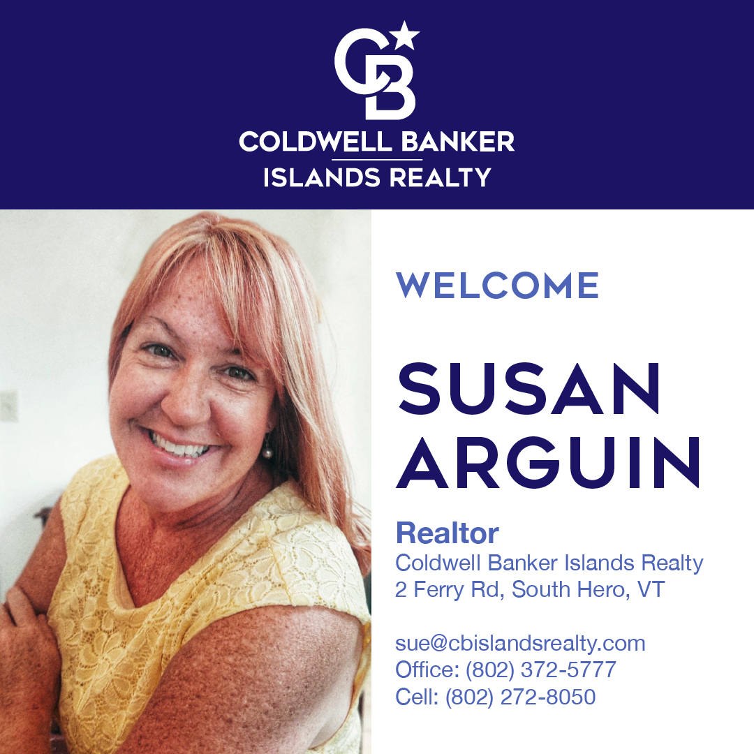 Photo of Realtor Susan Arguin