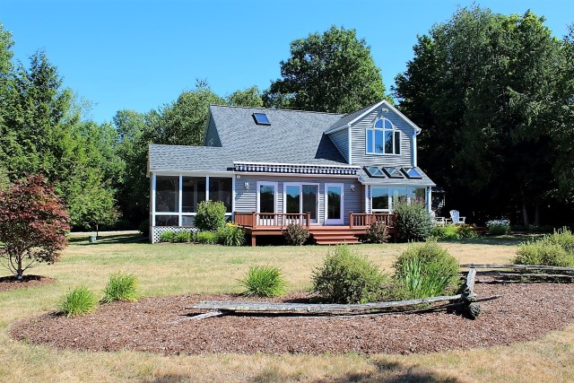 Vermont Summer Lake House