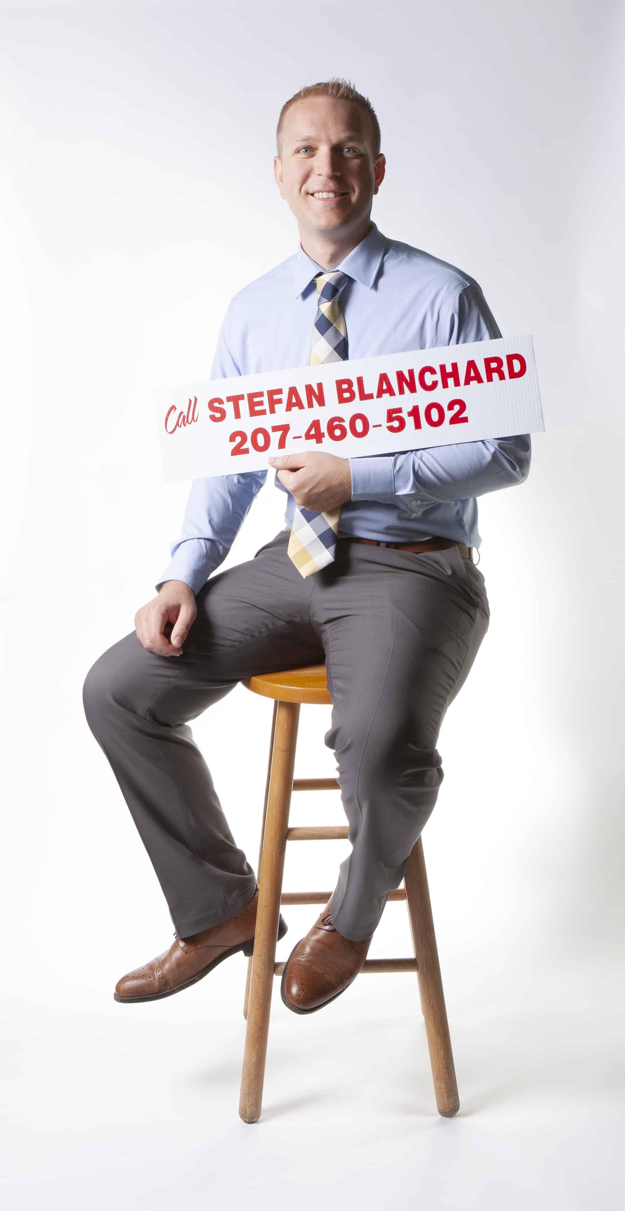 Photo of Stefan Blanchard