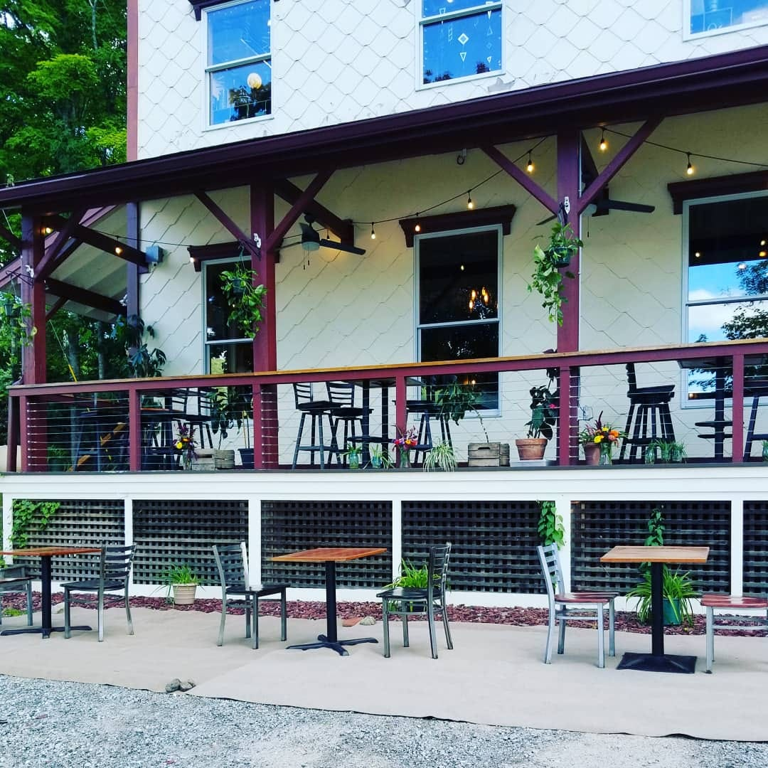 Blue Rock Restaurant Shelburne Falls Massachusetts