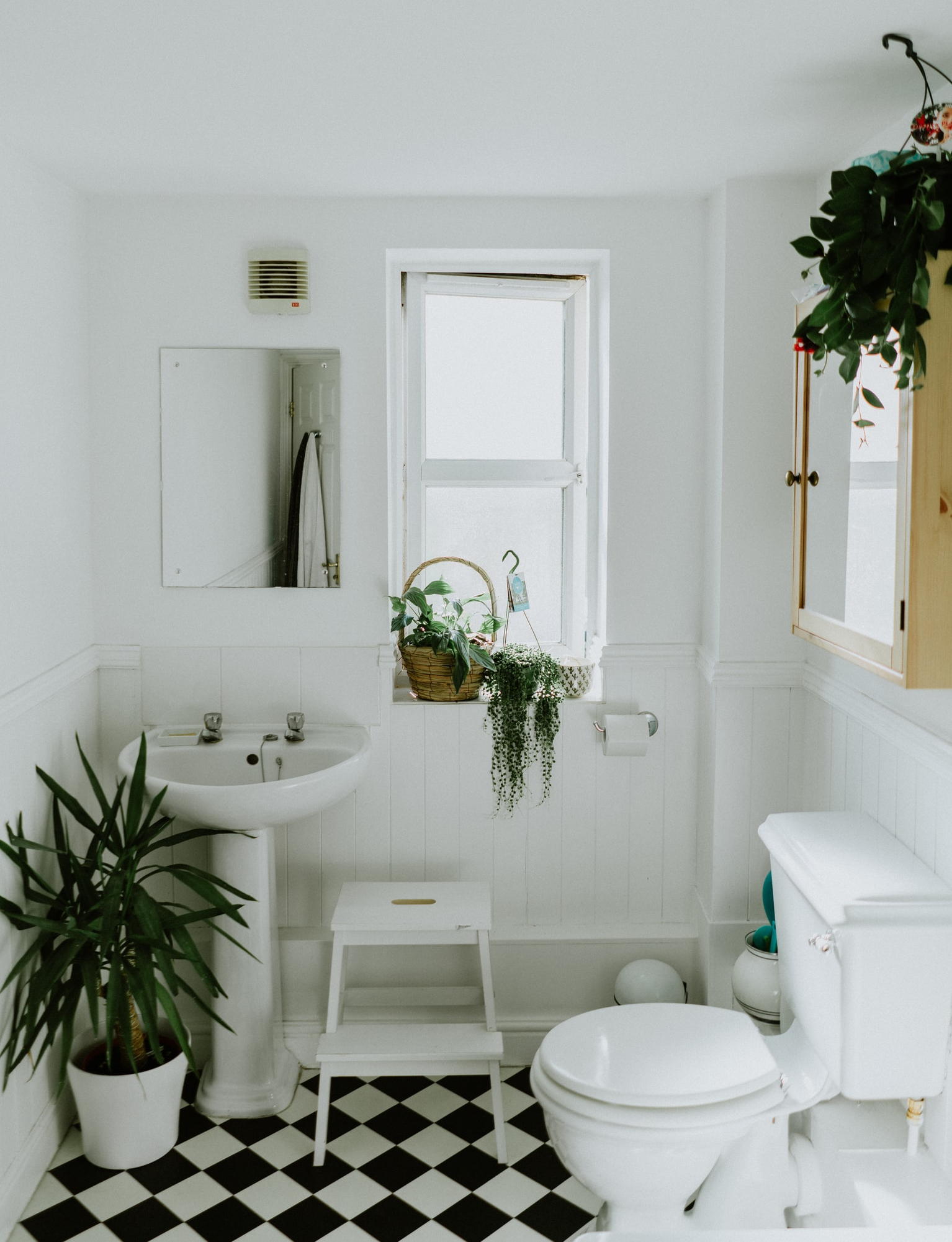 bathroom makeover home winter projects