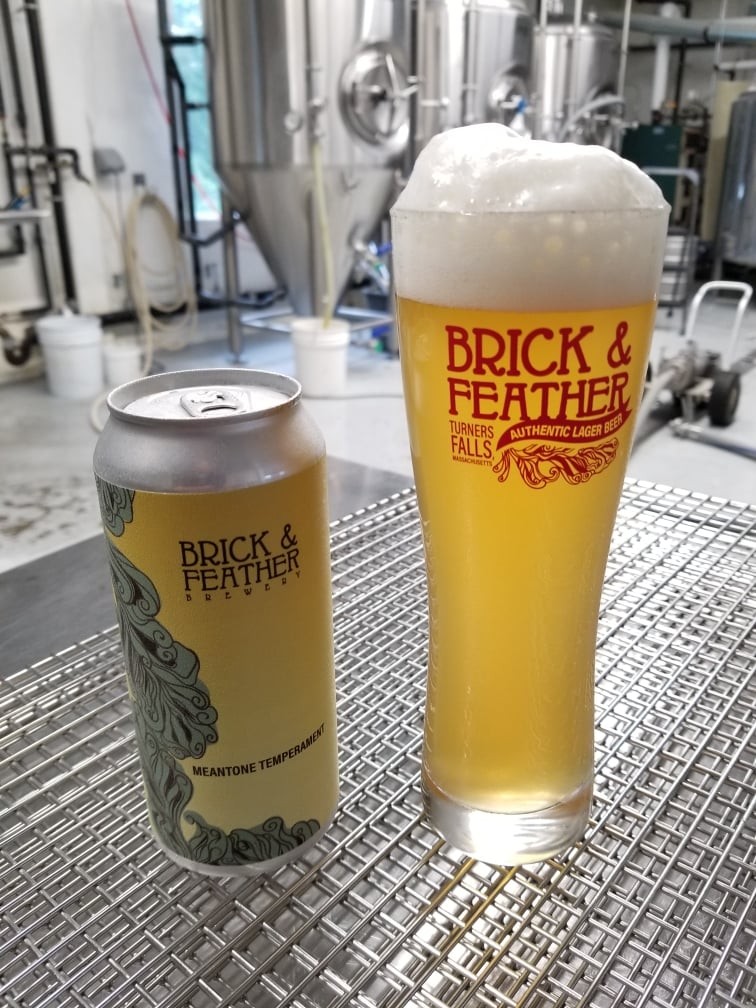 Brick Feather Brewery Turners Falls Massachusetts