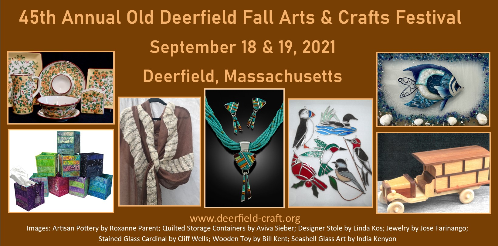 old deerfield falls arts crafts fair