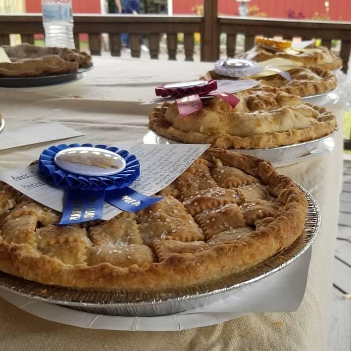 franklin county fair pie contest