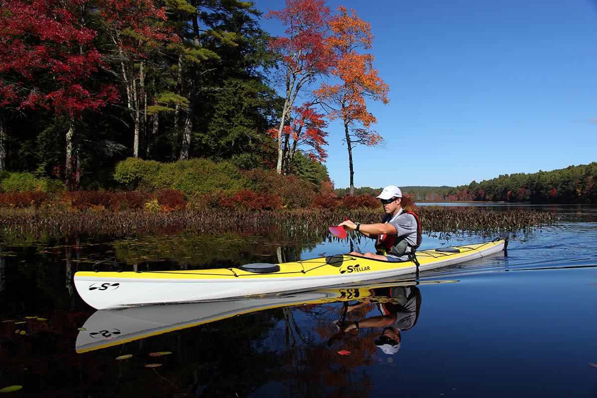 great river challenge triathlon kayaking