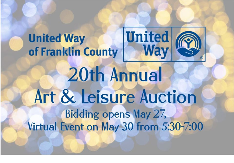 united way franklin county auction fundraiser