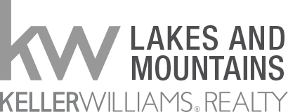 Keller Williams Lakes & Mountains Realty Logo
