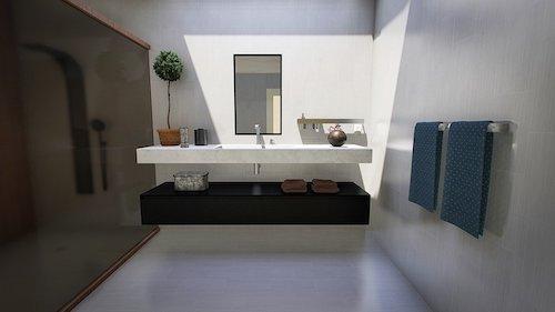 Floating Vanity Bathroom Trends
