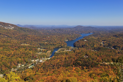 Homes for Sale in Lake Lure NC