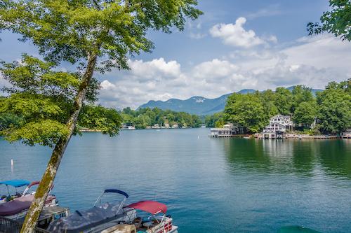 Lake Lure NC Real Estate