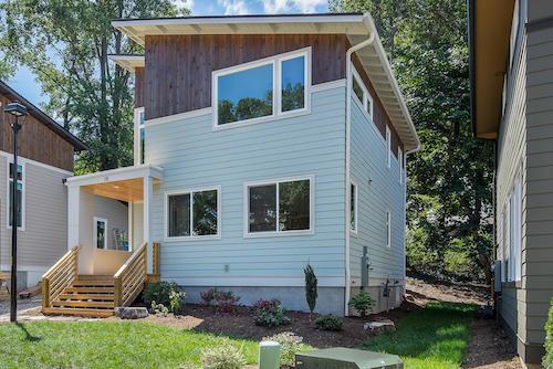 New Green Home Asheville