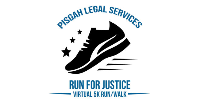 Pisgah Legal Services: Run for Justice