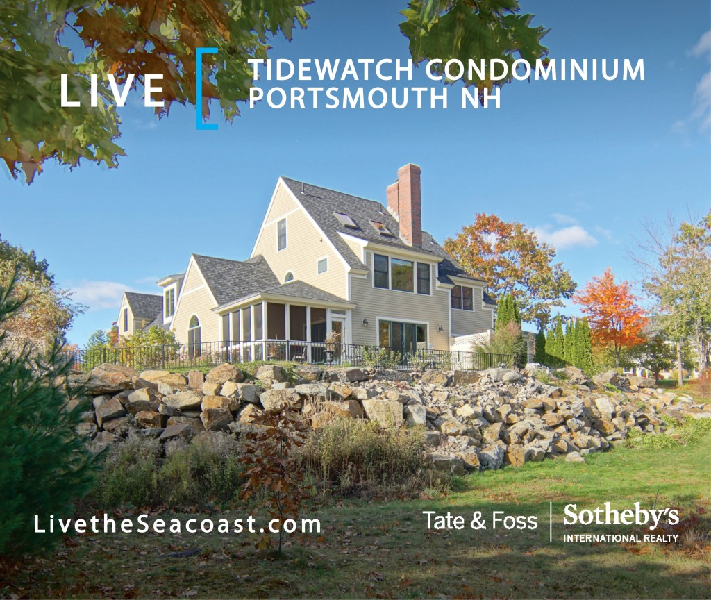 LIVE Tidewatch Condominium Portsmouth NH