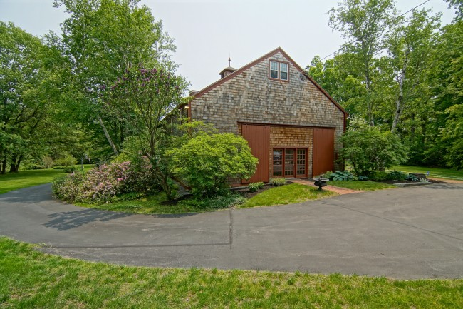 Exeter Barn separate entrance