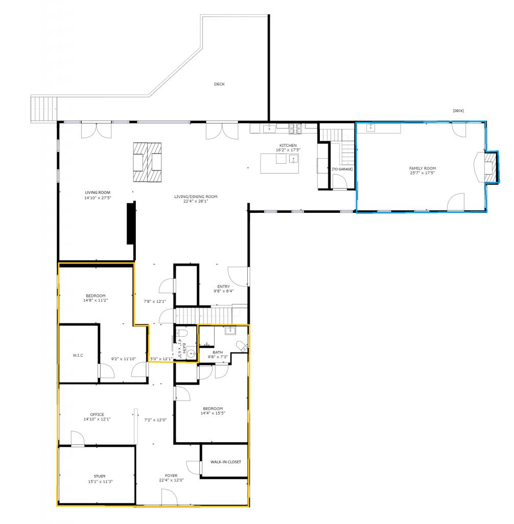17 Newfields Road Floor Plan