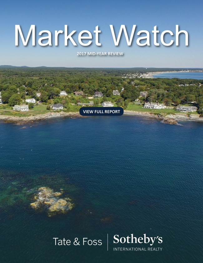 Seacoast Market Watch: 2017 Mid Year Review