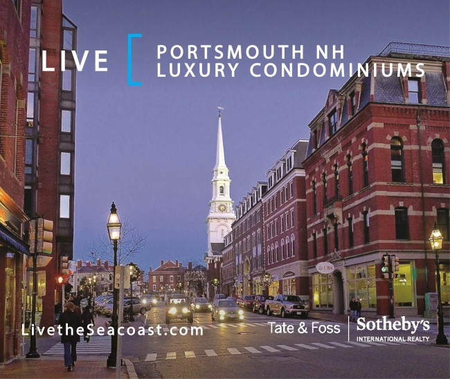 LIVE Portsmouth NH Luxury Condominiums