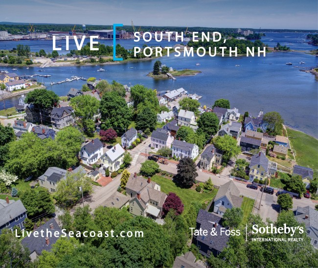 LIVE South End Portsmouth NH