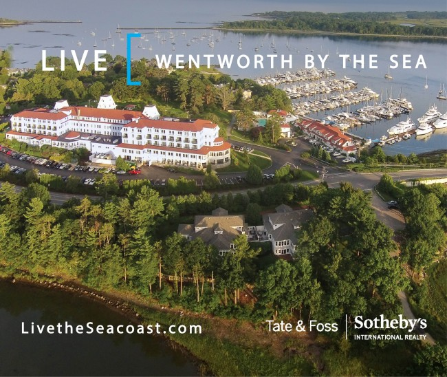 LIVE Wentworth by the sea