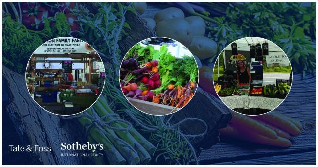 NH Seacoast Farmers Markets