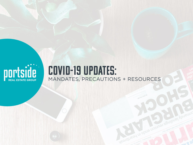 As the threat of COVID-19 continues to evolve, we are doing our part to follow the recommendation guidelines and safety precautions to keep our agents, staff and community...