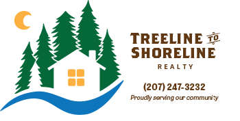 Treeline to Shoreline Logo
