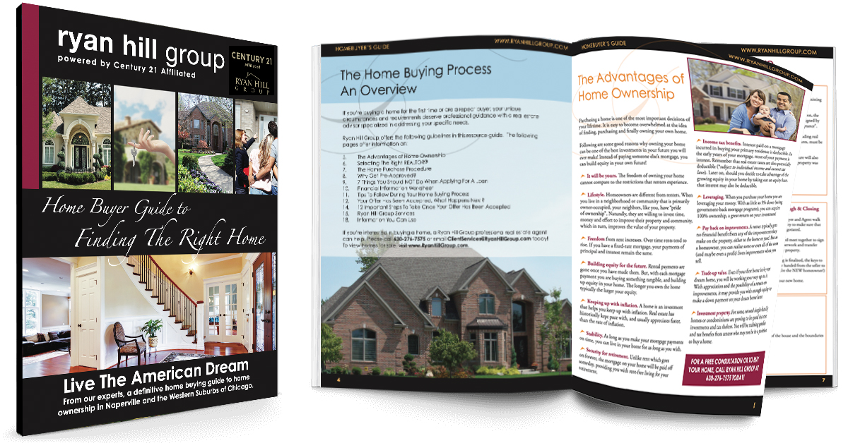 The Ryan Hill Group Home Buyer's Guide